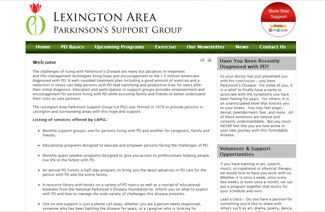 Lexington Area Parkinson's Support Group